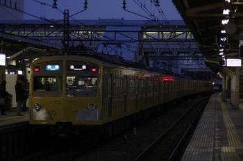2009年12月15日、所沢、271F+1301Fの3106レ。