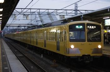 2009年12月14日、所沢、1253F+295F+1249Fの4806レ。