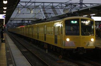 2009年12月17日、所沢、277F+1253F+1251Fの4806レ。