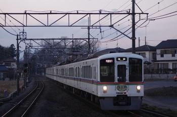 2009年12月23日、元加治、4023F+4003Fの1002レ。