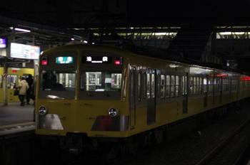 2010年1月21日、所沢、271Fほかの4204レ。