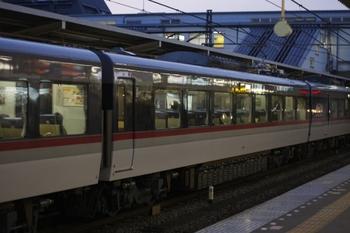 2010年1月20日、所沢、モハ10202。