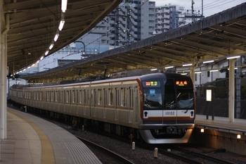 2010年1月23日、入間市、メトロ10002Fの4404レ。