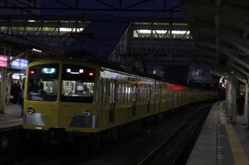 2010年1月26日、所沢、275F+1303Fの4204レ。