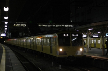 2010年1月28日、所沢、1243F+1239Fの5208レ。