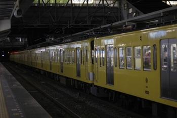 2010年1月29日、所沢、1251F+295F+1249Fの2604レ。