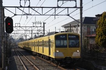 2010年1月30日、上井草、1249F+1251Fの5346レ。