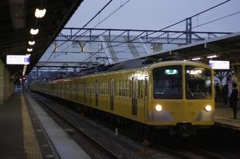 2010年2月10日、所沢、1253F+295F+1243Fの4806レ。