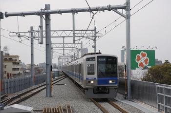 2010年2月14日、石神井公園、6152Fの6420レ。