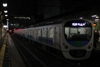 2010年2月16日、所沢、5603レの38106F。