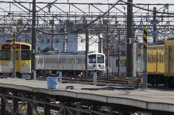 2010年2月20日 14時38分ころ、南入曽車両基地