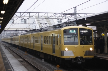 2010年3月3日、所沢、281F+1309Fの4806レ。
