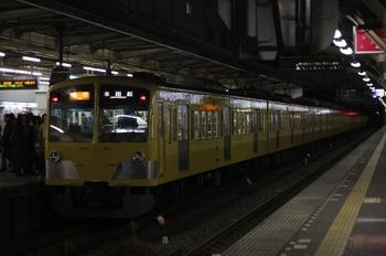 2010年3月8日、所沢、1311F+295Fの2679レ。