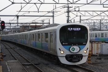 2010年3月12日、所沢、5804レの38101F。