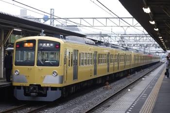 2010年4月1日、所沢、295F+1311Fの2804レ。