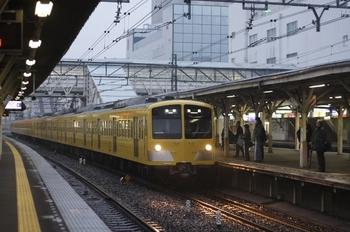 2010年4月5日、所沢、1241F+1245Fの5206レ。