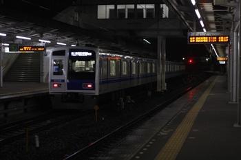 2010年4月16日、西所沢、6156Fの6201レ。