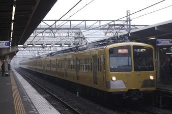 2010年4月21日、所沢、285F+1309Fの2604レ。
