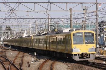 2010年4月25日、上石神井、295F+1311Fの4633レ。