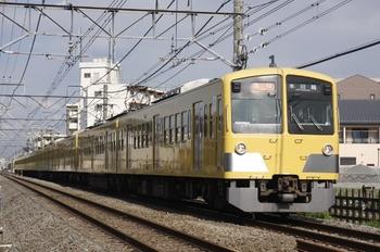 2010年4月24日、田無~花小金井、295F+1311Fの2655レ。
