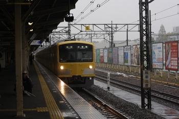 2010年4月28日、所沢、3007Fの5205レ。