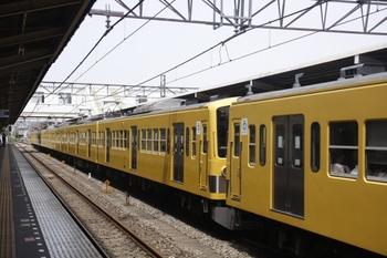 2010年5月4日、所沢、4614レの1239Fアップ。