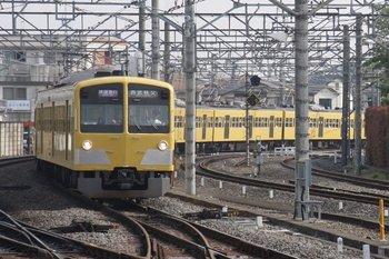 2010年5月5日、所沢、1003レの1301F。