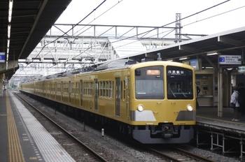 2010年5月6日、所沢、1239F+1253F+285Fの2604レ。