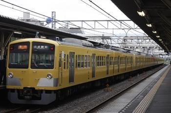 2010年5月7日、所沢、1239F+1253F+295Fの2604レ。