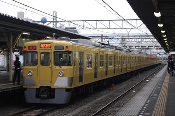 2010年5月11日、所沢、2401F+2541F+2523Fの2802レ。