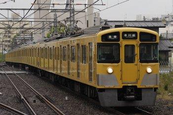 2010年5月11日、所沢、2455F+2077Fの5609レ。