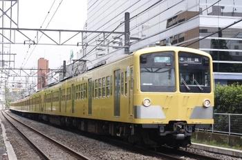 2010年5月12日、高田馬場~下落合、285F+1311Fの4623レ。