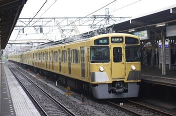 2010年5月12日、所沢、2455F+2081Fの4806レ。