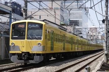 2010年5月15日、高田馬場~下落合、1309F+281Fの2637レ。