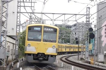 2010年5月22日、高田馬場~下落合、1309Fの3308レ。