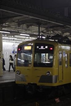 2010年5月25日、所沢、285F+1309Fの2679レ。