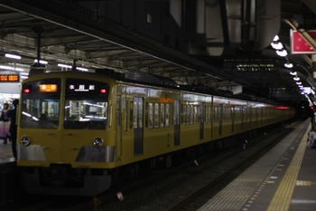 2010年5月27日、所沢、1311F+295Fの2679レ。