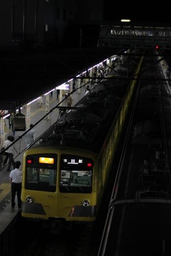 2010年5月27日、所沢、281F+1309Fの2681レ。