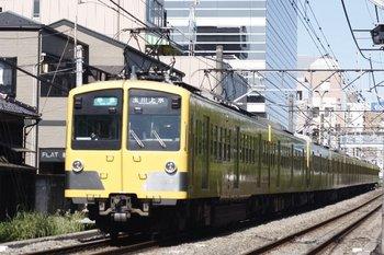 2010年5月28日、高田馬場~下落合、281F+1309Fの4251レ。