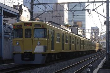 2010年6月2日、高田馬場~下落合、2027Fの5129レ。