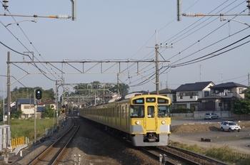 2010年6月3日、元加治、2063F+2459Fの3106レ。