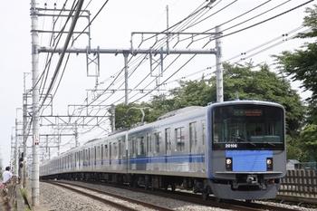 2010年6月6日、所沢~西所沢、20106Fの4359レ。