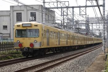 2010年6月6日 13時47分頃、所沢~西所沢、1219F+263Fの下り列車。