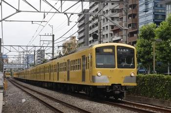 2010年6月21日、高田馬場~下落合、1253F+295F+1239Fの2754レ。