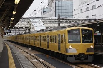 2010年6月22日、所沢、1309Fの5206レ。