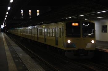 2010年6月23日、武蔵藤沢、1309F+275Fの2178レ。