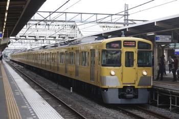 2010年6月25日、所沢、2061F+2401Fの2604レ。