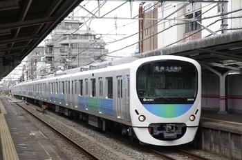 2010年6月27日、上井草、38108Fの5021レ。