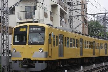 2010年7月6日、高田馬場~下落合、295Fほかの2754レ。