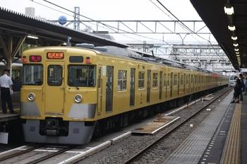 2010年7月13日、所沢、2413F+2505F+2537Fの2802レ。